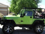Jeep Wrangler Jeep Wrangler Custom